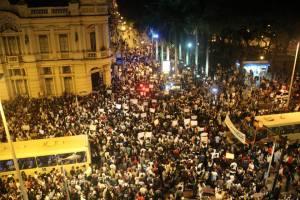 Protesto Em JF (http://instagram.com/p/arMNvgjdCb/).